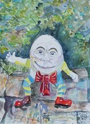 Humpty Dumpty at Storybook Gardens