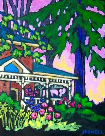 Shady Porch - SOLD